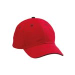 branded-cap-red